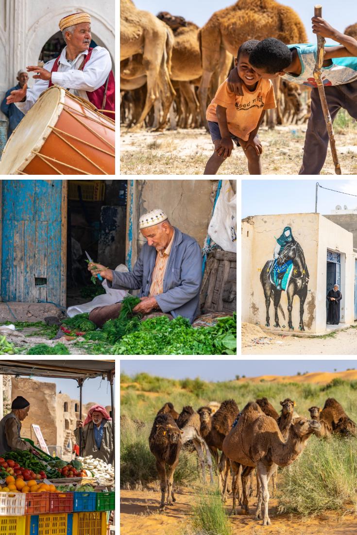 Fotografie-Lokker-Tunesië